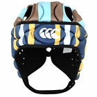 Canterbury Club Plus Junior Boys Rugby Headguard Scrumcap Blue