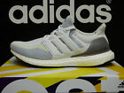 NEW ADIDAS Ultra Boost Men's Running Shoes Kanye West - White/ClearGrey;  AQ4007