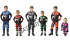 WULFSPORT KIDS MOTOCROSS PANTS + JERSEY KIT TROUSERS YOUTH CHILD QUAD SHIRT CR