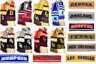 "Los Angeles Texas New Orlean Denver Oakland 70"" Long Winter Warm Scarf NFL NBA"