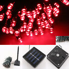 200 LED Solar Christmas Xmas Party Decor Outdoor Fairy String Lights Lamp