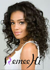 celebrity loose wavy Brizilian remy human hair full/front lace wigs 130% density