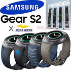 SAMSUNG Genuine GEAR S2 Mendini Edition STRAP BAND ET-SRR72 NEW for SM-R720 R730