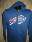 NFL Buffalo Bills Football Full Zip Hoody Sweatshirt Jacket Womens Sizes  Nwt $25.89 USD on eBay