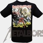 "Iron Maiden ""Number of the Beast"" T-Shirt 101272 #"