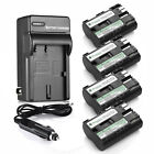 2200mAh BP-511A Battery + Charger for Canon EOS 20D 30D 300D 40D 50D 5D BP-512