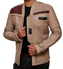 Finn Jacket Star Wars John Boyega Pilot Costume  Antique Beige Jacket £129.99 GBP