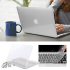 Crystal Clear Snap-On Case Cover For Apple Macbook Air Pro Retina 11/12/13/15""