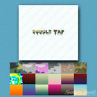 Double Tap - Vinyl Decal Sticker - Multiple Patterns & Sizes - ebn1282