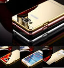 Luxury Aluminum Mirror Metal Case Cover For Samsung Galaxy S7/Edge/+ A5(2016)