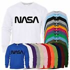 Nasa Kids Sweat Space Outwear Hip hop Sweatshirt Fashion Awesome Jumper