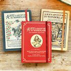 Un-dated Weekly Planner Alice Wonderland Diary 150th Anniversary Limited Edition