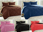 Reversible Comforter Set Down Alternative 1-pc Bed Cover Super SOFT - 11 Colors image