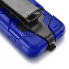 HEAVY DUTY MILITARY SHOCK PROOF PROTECTION CASE FOR APPLE iPOD TOUCH  5 / 6