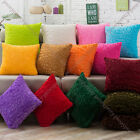14 color modern DOT comfy plush cushion pillow cover case bed sofa home gift i