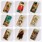One Piece Japanese Anime Manga iPhone 4s 5s 5c 6s 7 Plus Case TPU Free Shipping