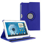 "360 Leather Rotating Folio Case Cover For Samsung Galaxy Note 10.1"" N8000 N8010"