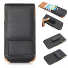 Card Holder Leather Roating Belt Clip Holster Case Pouch For iPhone 6 6S Plus