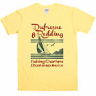 Mens Dufresne And Redding Fishing Charters T Shirt