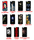 Star Wars Force Awakens Movie Game Character Logo iPhone 6/6s Plus 5/5s 5C Case $27.9 CAD on eBay