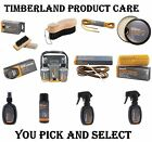 Timberland Product Care Dry Kit Cleaner Conditioner Oil Wax Lace Shoe Boot Lot