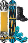 NITRO PRIME STACKED 158 2015 inkl STAXX blue + ENIGMA Boot Snowboard Set inkl. B