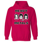 Heavy Metals Science Funny Headbang Geek Symbols Unisex Pullover Hoodie NEW