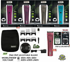 Wahl Bravura LITHIUM Cordless Clipper SET/KIT PRO&DIAMOND 5in1 BLADE,Guide Combs