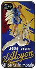 Alcyon Vintage Bicycle Advert High Quality Cover Case Fits iPhone 4/4S. Classic