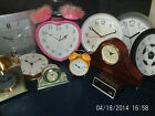 HOUSEHOLD CLOCKS ~ click HERE to browse or order