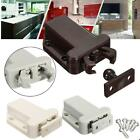 2X/4X/10X Push To Open Beetles Drawer Cabinet Latch Catch Touch Release Cupboard