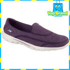 BRAND NEW - Skechers 13947 Go Walk Womens Casuals slip on shoes - ALL SIZES pur
