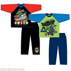 Boys Thunderbirds Are Go Long Pyjamas Official Licensed