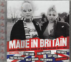 Made In Britain Mojo CD New England 1977-1983 Jam Damned Soft Cell Steel Pulse