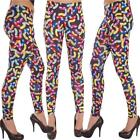 JELLY BEANS LEGGINGS GOTH EMO INSANITY  ALTERNATIVE