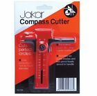 Jakar Compass Circle Cutter Cuts Perfect Circles for Paper Vinyl Rubber Leather