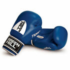 Greenhill Tiger Boxing Gloves Cow Hide Leather Punch Bag Pad Training Sparring