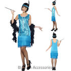 CL707 Flirty Flapper Ladies 1920s Roaring 20s  Dress Costume Charleston Gatsby