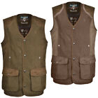 Percussion Rambouillet Hunting Vest - Top Quality Shooting Vest