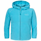 Trespass Bart Babies Blue Warm Winter Microfleece with Hood for Boys