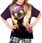 Cheshire Girl's Kid Youth T-Shirts Tee Age 3-13