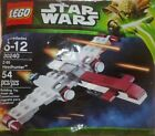 LEGO STAR WARS POLYBAG SPACESHIP Models selection of