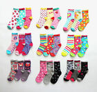 3 PACK SOCKS GIRL SIZE 23 - 36