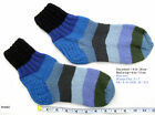 Hand made women socks of 100 % wool 8-9,5 inch small and medium sizes