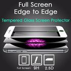 3D Full Edge Coverage Tempered Glass Metal Screen Protector For iPhone 6&6s Plus