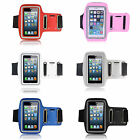 Cel Phone Armband Pouch for Runners or Cyclists Fits iPhone 4 4s 5 5s Samsung s4