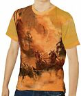 Western Men's Clothing T-Shirts S M L XL 2XL 3XL