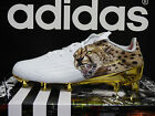 NEW ADIDAS Adizero 5-Star 5.0 Uncaged Men's Football Cleats - Cheetah; AQ7716