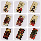 Hellsing Alucard Anime Game iPhone 4s 5 SE 6s 7 Plus Case Silicone TPU Free Ship