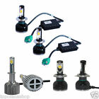 KIT H7 H1 H4 LAMPADE A LED CREE FULL LED 6000K DIGITALE 12V 24V AUTO CAMION IP68